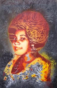 Portrait de Marie Dumas